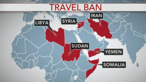 ytavel ban in the united states