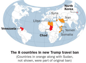 travel ban by trump