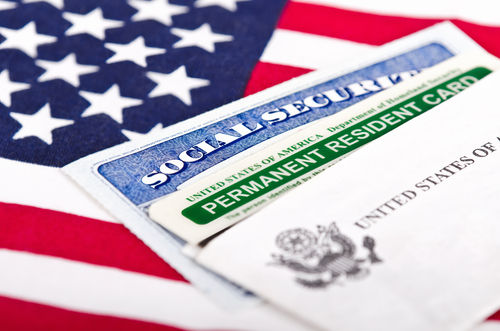 green card houston services