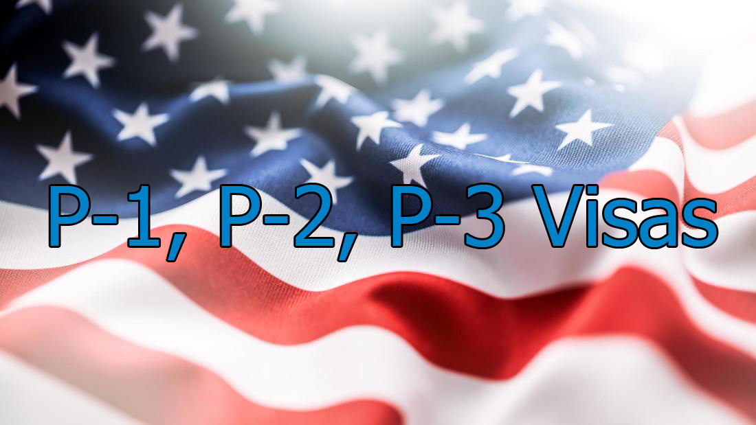 p category visas in US. Houston Immigration lawyer